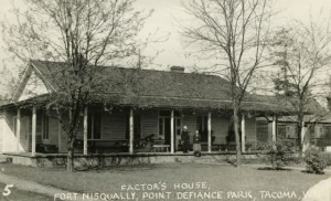Tolmie Factors House