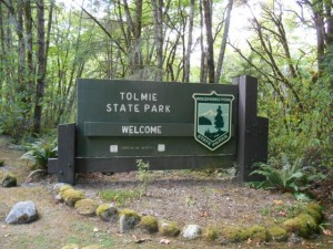 Tolmie State Park