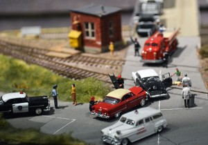 washington state history model train