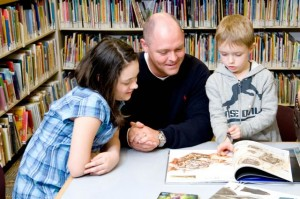 Events abound at Pierce County Library.  Check out choices from the 18 branches on their website.  Photo credit: Chris Tumbusch