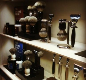 The Art of Shaving makes shaving fun and luxurious with their line of high-end shaving equipment.