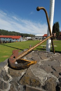 historic gig harbor anchor
