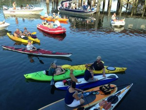 kayak gig harbor