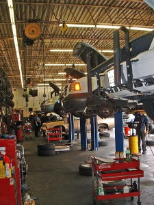 Courtesy Auto Service is your one-stop shop for routine maintenance and repairs.
