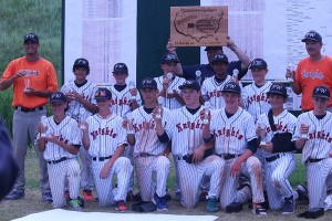 After the Washington state championship, the 13U Knights went on to win the Triple Crown national baseball tournament in Steamboat Springs, Colorado.
