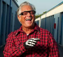 """Barry Weiss is a treasure hunter extraordinaire and host of A&E TV's """"Storage Wars"""" and """"Barry'd Treasure."""""""