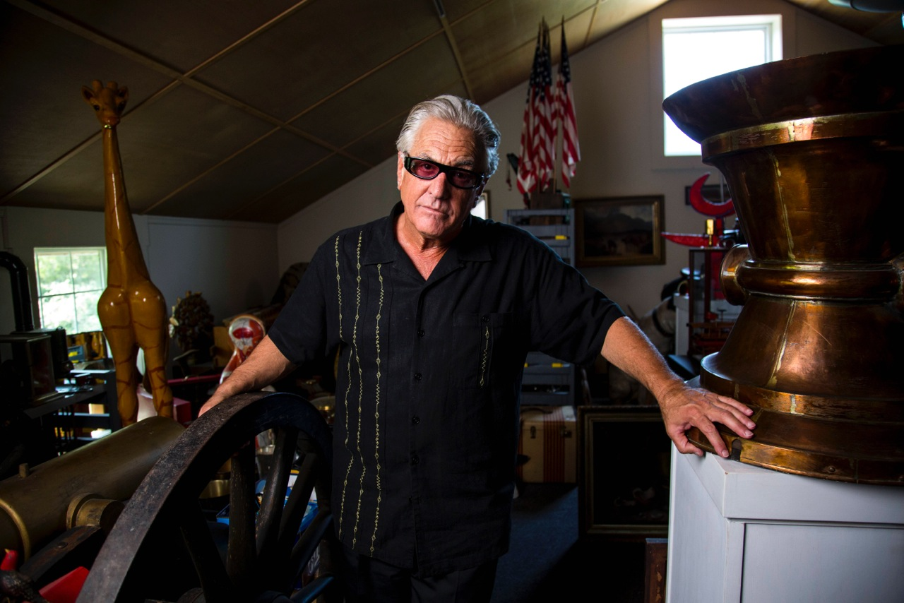 Barry Weiss At Lucky Eagle Casino And Hotel - Lucky eagle casino car show