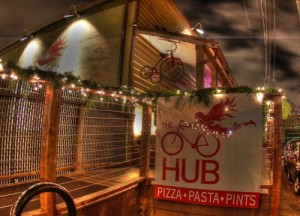 The Hub bike theme