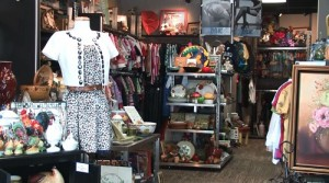 Goodwill's Blue Boutique fuels job placement by offering designer goods for 60-70% below retail prices. From Coach purses to Se7en jeans, this specialty store has the chic goods you love at unbeatable prices. Photo courtesy of Goodwill.