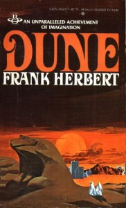 """Dune"" author, Frank Herbert, once lived in Tacoma."