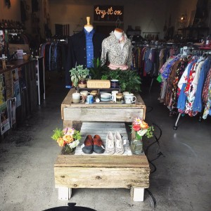 Urban XChange's curators take great pride in offering a quality selection of hand-picked goods. Photo courtesy of Stacy Jacobsen.