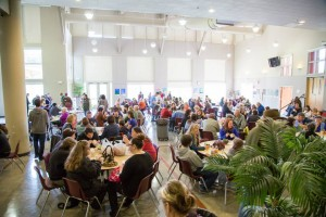 Empty Bowls is enjoyed by more than 500 people each year.