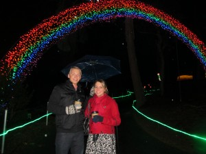 Start a family tradition that can be passed on for generations to come at Point Defiance Zoo and Aquarium's annual Zoolights event. Taking place now through January 4.