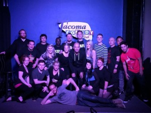 Check Tacoma Comedy Club's website for a calendar of upcoming shows and special events. And, don't forget, every Wednesday night is open mic night.