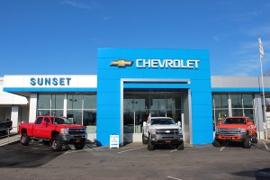"""Considering buying a new or used Chevrolet? Purchase your next Chevy at Sunset Chevrolet in Sumner and enjoy """"Warranty Protection for Life."""""""