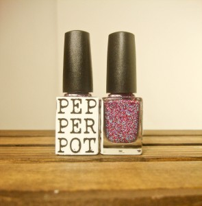 Mackenzie finds color inspiration everywhere she goes to create her colorful, bold, and creative polishes.