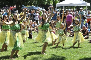 Metro Parks Tacoma's Ethnic Fest 2013 in Wright Park.  Photo by Russ Carmack.