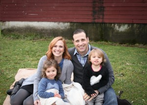 Richelle and her husband strive to model a healthy lifestyle and empathetic communication skills for their adorable daughters.