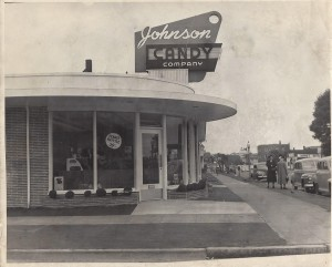 Johnson Candy Company has been a local source for chocolates and other candies for nearly 100 years.