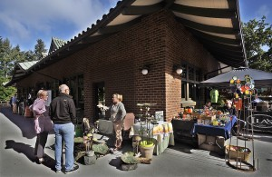 The Fall Garden Fest is a popular end of summer celebration in Tacoma.