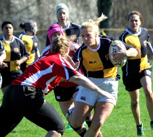 Sirens' rugby empowers women 18 and up.