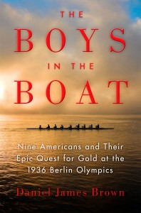 The Boys in the Boat - Book Cover
