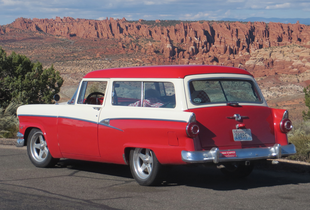 Sensational Station Wagons Roll In To Americas Car Museum