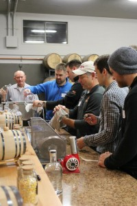 Heritage Distilling Company's My Batch program is the only of its kind in the country. Photo courtesy of Heritage Distilling Company.