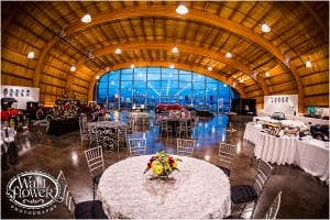LeMay America's Car Museum wedding