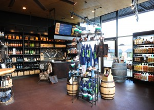 Heritage Distilling Company recently opened a second tasting room along downtown Gig Harbor's scenic waterfront. Photo courtesy of Heritage Distilling Company.