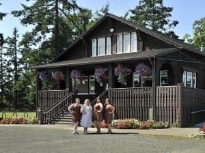 Titlow Lodge wedding