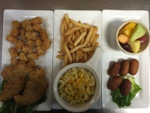 Every Thursday at McNamara's Pub & Eatery in Dupont, kids can enjoy meals like chicken tenders, macaroni and cheese and mini corn dogs (just to name a few) for every $10 spent by a paying adult.