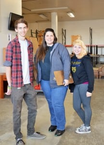 This team of regular volunteers and intake specialists are the backbone of Northwest Furniture Bank. The bank is always looking for volunteers and donations, without which the organization could not operate.