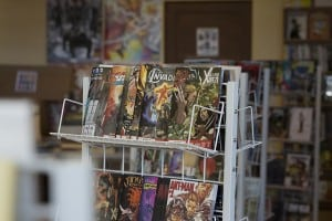 Visit Destiny City Comics on Saturday, May 2, for Free Comic Book Day. Photo credit: Cody Char.
