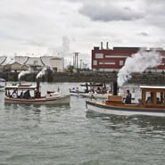 it's all about steam weekend @ Foss Waterway Seaport | Tacoma | Washington | United States