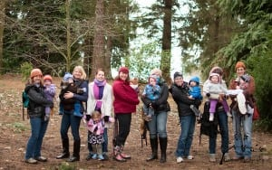 Hike It Baby group picture