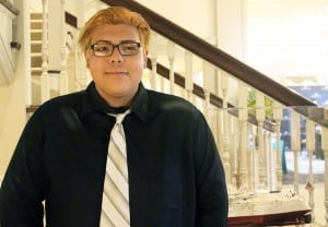 For Decatur High School graduating senior Nicolas Alvarez, the Comcast Leaders and Achievers Scholarship will help him on the path to becoming a high school English teacher.