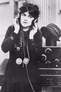 Anne Cornwall was a rising star of silent movies when she came to Tacoma to film for Weaver Productions. (Photo courtesy of IMDB /Paramount/Pictures.)