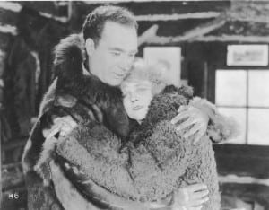 """Wanda Hawley (right) was the """"named star"""" of the show and became a silent movie legend. (Courtesy of IDBM/Paramount/Pictures.)"""