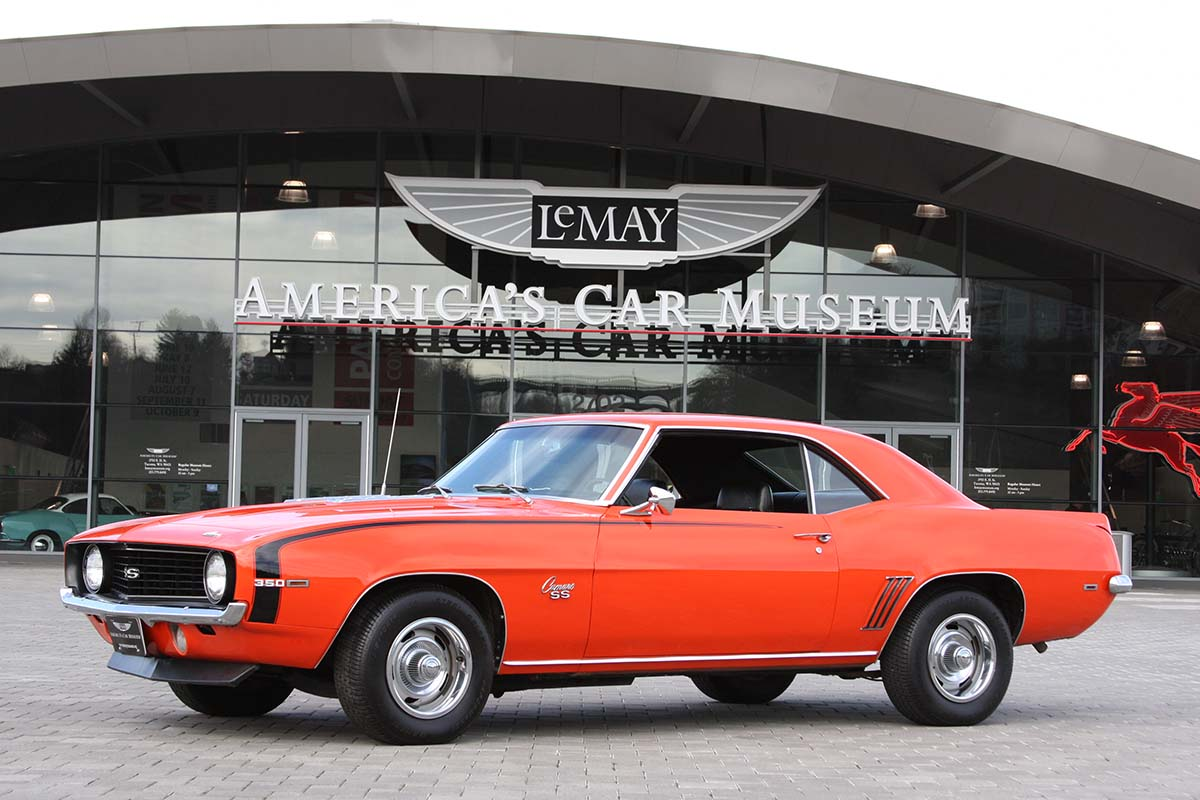 Lemay America S Car Museum Flexes Its Might With American Muscle