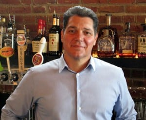 Franco D'Amico brings years of experience to his new role as general manager at Pacific Grill.