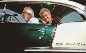 "Harold ""Lucky"" LeMay's legacy will be presented in ""Lucky's Garage,"" the first permanent display at LeMay – America's Car Museum (ACM)."