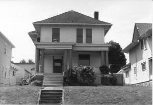 The house where music legend Bing Crosby was born can be found on Tacoma's historic J street.