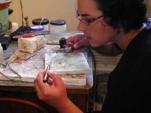 amy_soldering