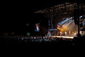 With headliners such as HEART, Keith Urban, Duran Duran and Pitbull, just to name a few, there's something for everyone to enjoy. Photo credit: Patrick Hagerty.