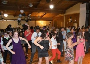 In addition to Oasis Youth Centers many life-changing and saving) services, the organization also hosts fun events like prom. Photo courtesy of Oasis Youth Center.