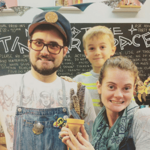Family-owned business like Tinkertopia in Tacoma thrive thanks to the kind of community engagement that Small Business Saturday is able to offer shoppers. Photo credit: Tinkertopia.