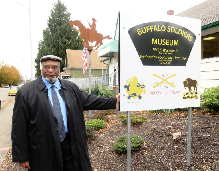 Buffalo Soldiers Museum Tacoma