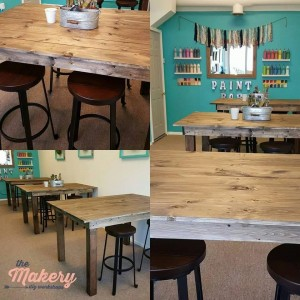 The Makery by American Honey Furniture