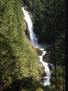 The moderately-rated Wallace Falls Trail packs a lot of beautiful sights into a relatively short hike.